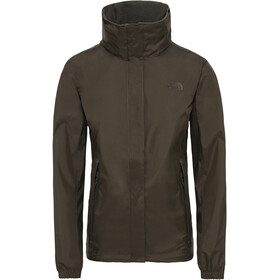 The North Face Resolve 2 Chaqueta Mujer, new taupe green